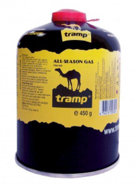 Газовый баллон 450 гр TRAMP изображение 1
